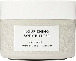 Fragrances, Perfumes, Cosmetics Nourishing Body Butter - Estelle & Thild Citrus Menthe Nourishing Body Butter