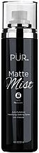 Fragrances, Perfumes, Cosmetics Mattifying Makeup Setting Spray - Pur Matte Mist Anti-Pollution Mattifying Setting Spray