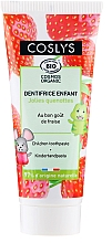 Fragrances, Perfumes, Cosmetics Kids Toothpaste with Strawberry Scent - Coslys Junior Toothpaste