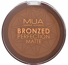 Fragrances, Perfumes, Cosmetics Bronzer - MUA Bronzed Perfection