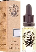Fragrances, Perfumes, Cosmetics Beard Oil - Captain Fawcett Beard Oil