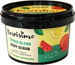 Fragrances, Perfumes, Cosmetics Body Scrub - Berrisimo Citrus Blend Body Scrub