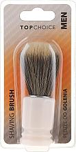 Fragrances, Perfumes, Cosmetics Shaving Brush 30321, white - Top Choice