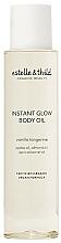 Fragrances, Perfumes, Cosmetics Body Oil - Estelle & Thild Vanilla Tangerine Instant Glow Body Oil