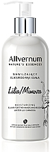 """Fragrances, Perfumes, Cosmetics Hand and Body Elixir """"Water Lily and Mimosa"""" - Allverne Nature's Essences Elixir for Hands and Body"""