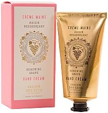 Fragrances, Perfumes, Cosmetics White Grape Hand Cream - Panier Des Sens Renewing Grape Hand Cream