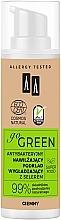 Fragrances, Perfumes, Cosmetics Antibacterial Foundation - AA Go Green Foundation