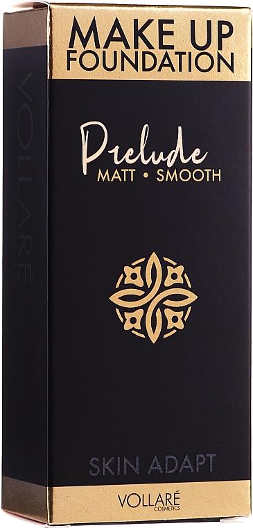 Foundation - Vollare Prelude Smoothing & Mattifying Make Up Foundation