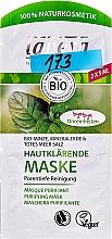 "Fragrances, Perfumes, Cosmetics Facial Bio-Mask ""Purifying"" - Lavera Bio-Mask Cleansing"