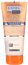 """Fragrances, Perfumes, Cosmetics After Shave Gel """"Ultraenergy"""" - Cool Men"""