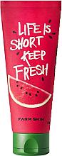 Fragrances, Perfumes, Cosmetics Watermelon Face Cream - Superfood Fresh Food For Skin Moisturizing Watermelon Aqua Facial Gel Cream