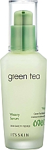 Fragrances, Perfumes, Cosmetics Face Serum for Oily and Combination Skin - It's Skin Green Tea Watery Serum