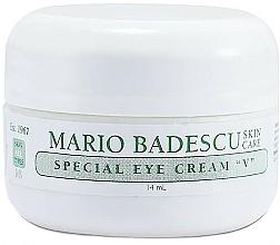 Fragrances, Perfumes, Cosmetics Special Eye Cream - Mario Badescu Special Eye Cream V