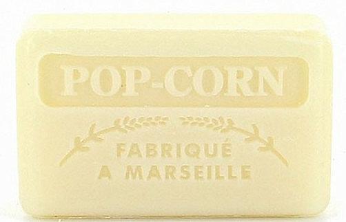 """Marseilles Soap """"Popcorn"""" - Foufour Savonnette Marseillaise Pop-Corn"""