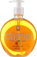 Fragrances, Perfumes, Cosmetics Liquid Soap with Citrus Scent - Seal Cosmetics Dagne Liquid Soap