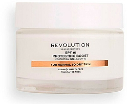 Fragrances, Perfumes, Cosmetics Moisturizing Cream SPF15 for Normal & Dry Skin - Revolution Skincare Moisturizing Cream SPF15