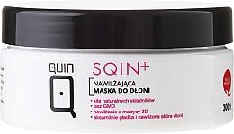 Fragrances, Perfumes, Cosmetics Moisturizing Hand Mask - Silcare Quin Sqin+ Moisturizing Hand Mask
