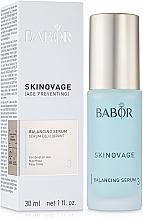 Fragrances, Perfumes, Cosmetics Serum for Combination Skin - Babor Skinovage Balancing Serum