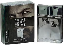 Fragrances, Perfumes, Cosmetics Georges Mezotti Crime Perfect Crime - Eau de Toilette