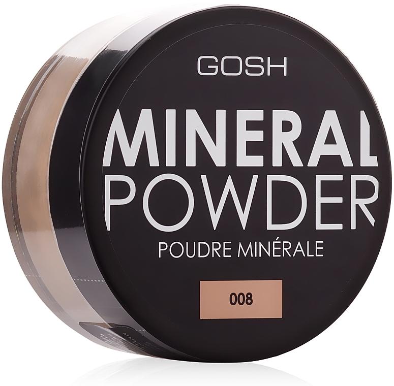 Mineral Powder - Gosh Mineral Powder