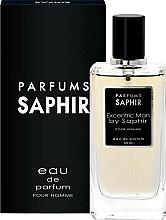 Fragrances, Perfumes, Cosmetics Saphir Parfums Excentric Man - Eau de Parfum