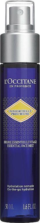Face Mist - L'Occitane Imortelle Precieuse Essential Face Mist — photo N1