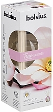"Fragrances, Perfumes, Cosmetics Reed Diffuser ""Magnolia"" - Bolsius Fragrance Diffuser True Scents Magnolia"