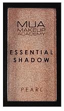 Fragrances, Perfumes, Cosmetics Eyeshadow - MUA Essential Shadow Pearl