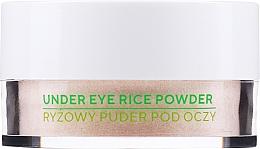 Fragrances, Perfumes, Cosmetics Loose Rice Eye Powder - Ecocera Under Eye Rice Powder
