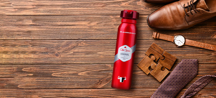 Special Offers from Old Spice