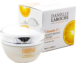 Fragrances, Perfumes, Cosmetics Moisturizing Vitamin C Face Cream - Danielle Laroche Cosmetics Vitamin C+ Moisturizing Cream
