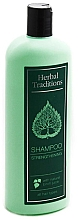 Fragrances, Perfumes, Cosmetics Firming Shampoo with Birch Juice - Herbal Traditions Shampoo Strengthening With Natural Birch Juice