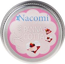 "Fragrances, Perfumes, Cosmetics Lip Oil ""Panna Cotta"" - Nacomi Kiss Panna Cotta Lip Butter"