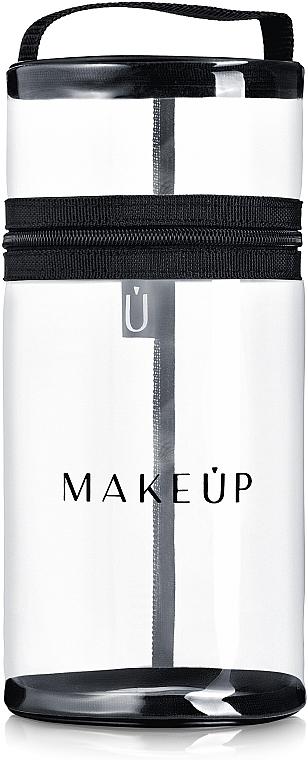 """Transparent Makeup Brush Tube """"Allvisible"""" 24x10 cm - MakeUp"""