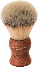 Fragrances, Perfumes, Cosmetics Shaving Brush - Acca Kappa Shaving Brush Natural Style Marrone