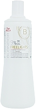 Fragrances, Perfumes, Cosmetics Developer 9% - Wella Professionals Blondor Freelights Oxydant 9% 30 vol