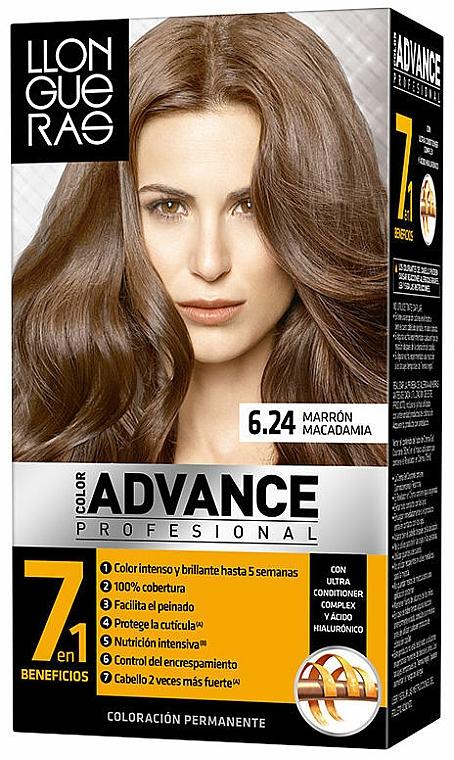 Hair Color - Llongueras Color Advance Hair Colour
