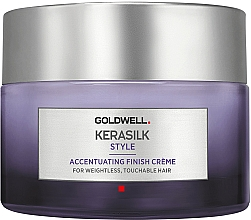 Fragrances, Perfumes, Cosmetics  Finish Hair Cream - Goldwell Kerasilk Accentuating Finish Creme