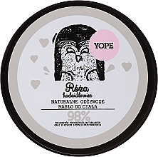 "Fragrances, Perfumes, Cosmetics Body Butter ""Rose & Frankincense"" - Yope Body Butter"