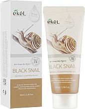 Fragrances, Perfumes, Cosmetics Delicate Black Snail Micun Peeling Gel - Ekel Natural Clean Peeling Gel Black Snail