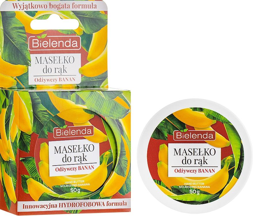 "Hand Butter ""Nourishing Banana"" - Bielenda Hand Butter Nourishing Banana"