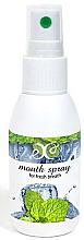 Fragrances, Perfumes, Cosmetics Mint Mouth Spray - Hristina Cosmetics Mint Mouth Spray