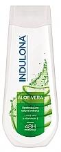 Fragrances, Perfumes, Cosmetics Soothing Aloe Vera Body Milk - Indulona Aloe Vera Soothing Body Milk
