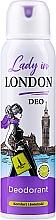Fragrances, Perfumes, Cosmetics Deodorant - Lady In London Deodorant