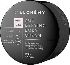Fragrances, Perfumes, Cosmetics Body Cream - D'Alchemy Age Defying Body Cream