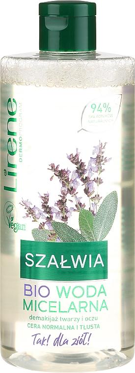 Micellar Water with Sage Extract - Lirene Bio