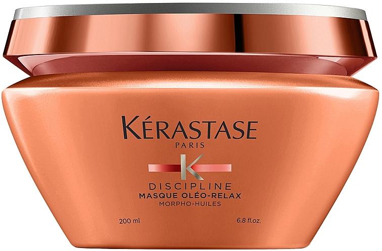 Hair Mask - Kerastase Discipline Oleo Relax Masque