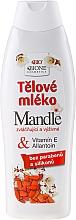 Fragrances, Perfumes, Cosmetics Body Milk - Bione Cosmetics Body Lotion With Allantoin and Vitamin E