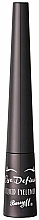 Fragrances, Perfumes, Cosmetics Eyeliner - Barry M Waterproof Eye Define Liquid Eyeliner