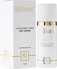 Fragrances, Perfumes, Cosmetics Day Face Cream - BioDermic Caviar Extract Day Cream
